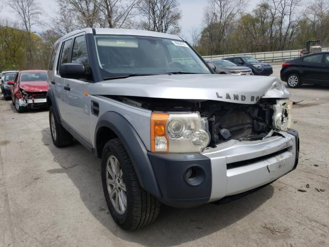 Salvage cars for sale from Copart Ellwood City, PA: 2005 Land Rover LR3