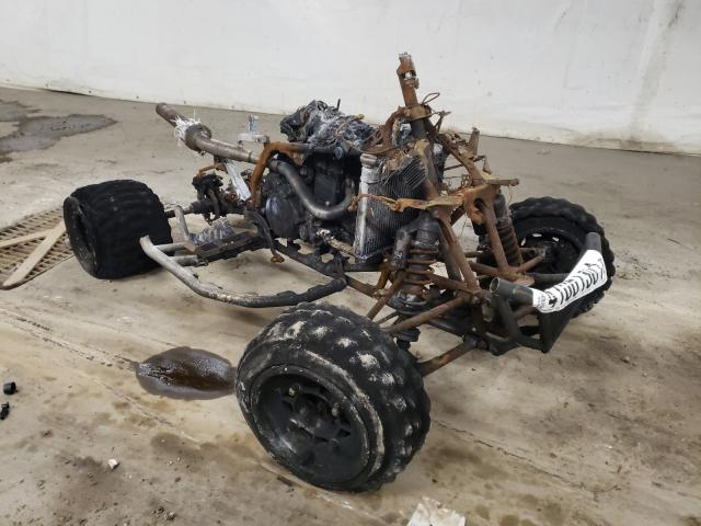 Salvage motorcycles for sale at Ebensburg, PA auction: 2013 Honda TRX450 ER