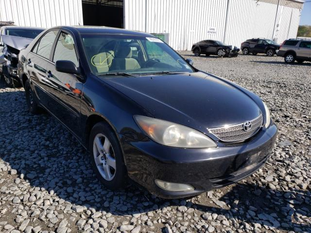 Salvage cars for sale from Copart Windsor, NJ: 2003 Toyota Camry