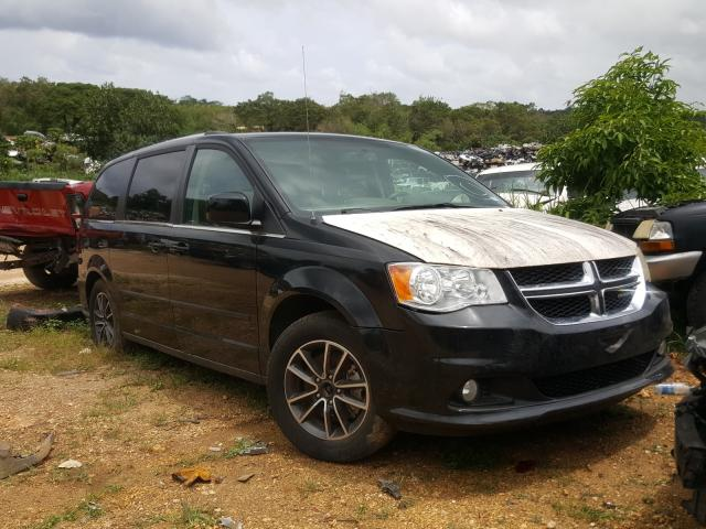Salvage cars for sale from Copart Kapolei, HI: 2017 Dodge Grand Caravan