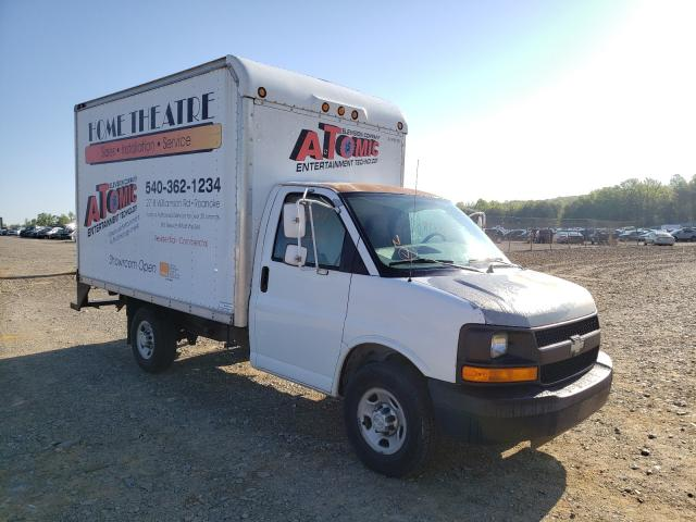 Salvage cars for sale from Copart Chatham, VA: 2006 Chevrolet Express G3