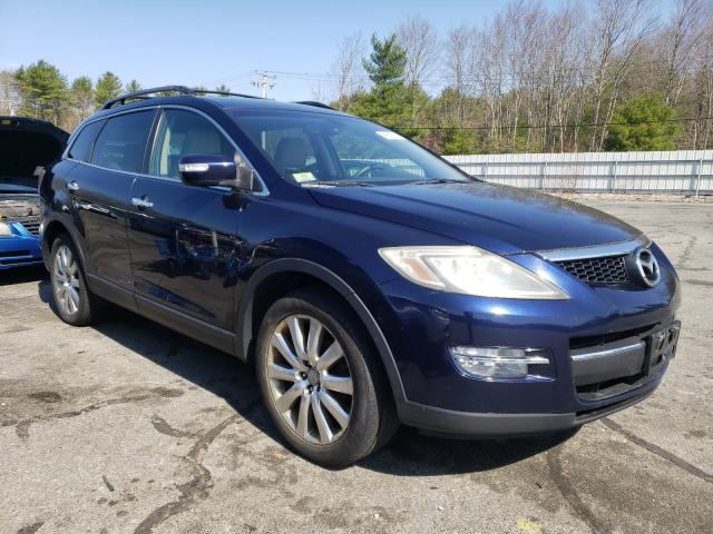 Salvage cars for sale from Copart Exeter, RI: 2008 Mazda CX-9