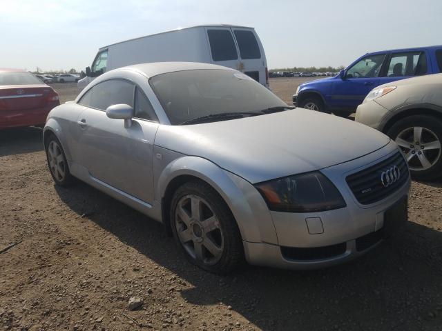 Audi TT salvage cars for sale: 2001 Audi TT