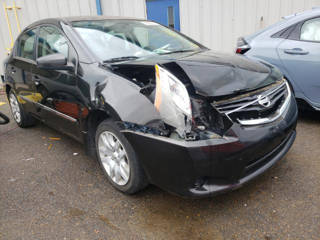 Nissan salvage cars for sale: 2012 Nissan Sentra 2.0