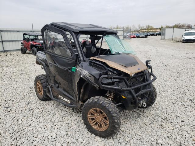 Salvage cars for sale from Copart Appleton, WI: 2019 Polaris General