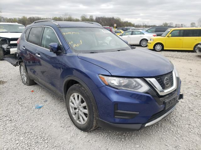 Salvage cars for sale from Copart Des Moines, IA: 2017 Nissan Rogue S