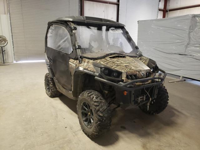 Can-Am Commander salvage cars for sale: 2016 Can-Am Commander