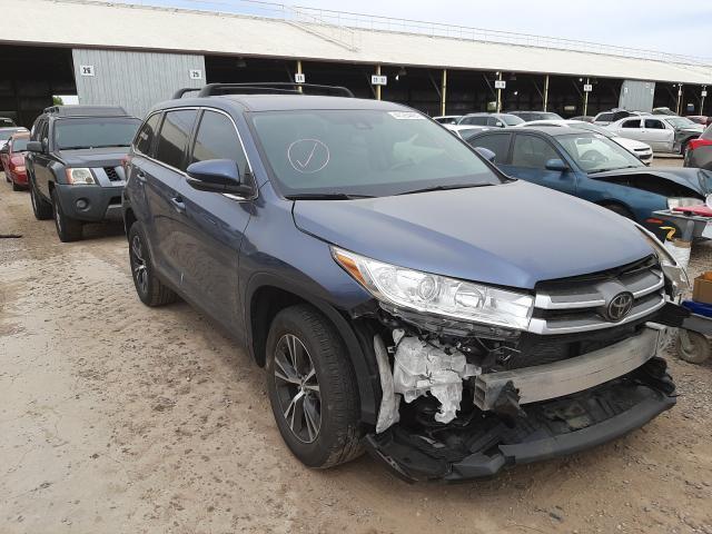 2019 Toyota Highlander en venta en Phoenix, AZ
