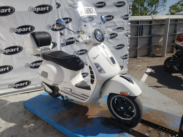 Vespa salvage cars for sale: 2013 Vespa GTS 300 SU