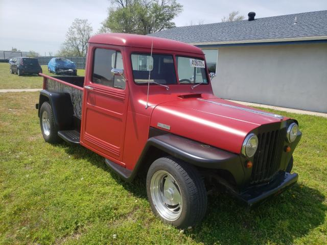 1947 Willys Jeep for sale in Sikeston, MO