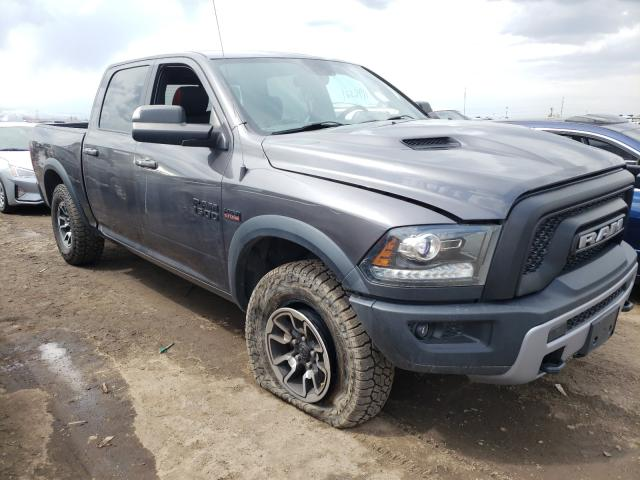 Salvage cars for sale from Copart Brighton, CO: 2016 Dodge RAM 1500 Rebel