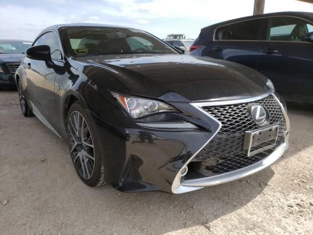 2015 Lexus RC 350 for sale in Temple, TX