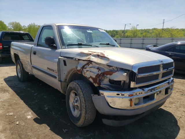 Salvage cars for sale from Copart Louisville, KY: 2001 Dodge RAM 1500
