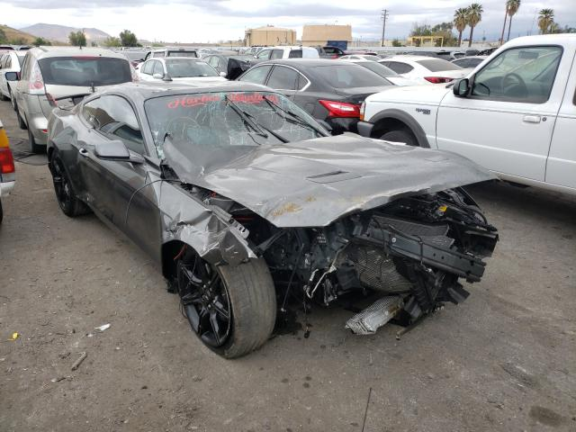 Salvage cars for sale from Copart Colton, CA: 2020 Ford Mustang