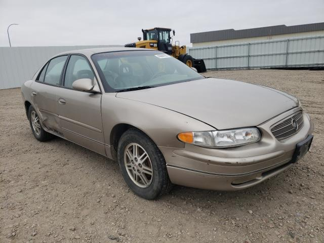 Salvage cars for sale from Copart Bismarck, ND: 2003 Buick Regal LS