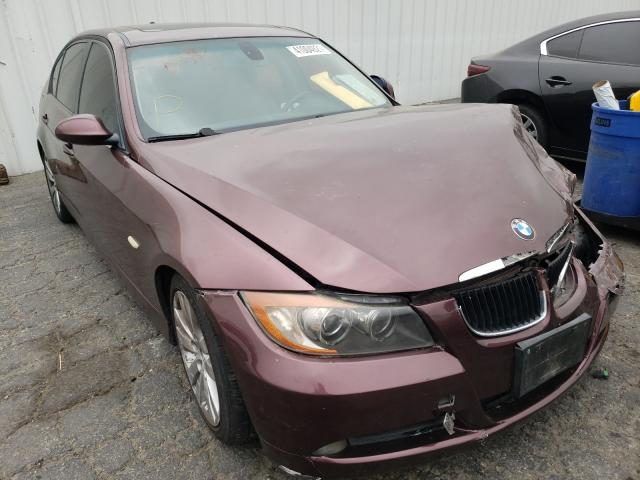 Salvage cars for sale from Copart Colton, CA: 2006 BMW 325 I Automatic