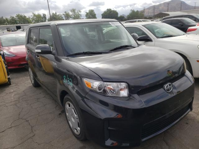 Salvage cars for sale from Copart Colton, CA: 2012 Scion XB