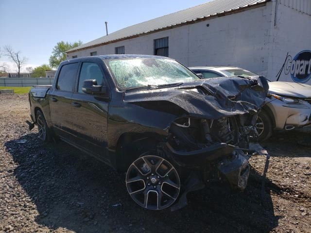 Salvage cars for sale from Copart Hillsborough, NJ: 2019 Dodge RAM 1500 Rebel
