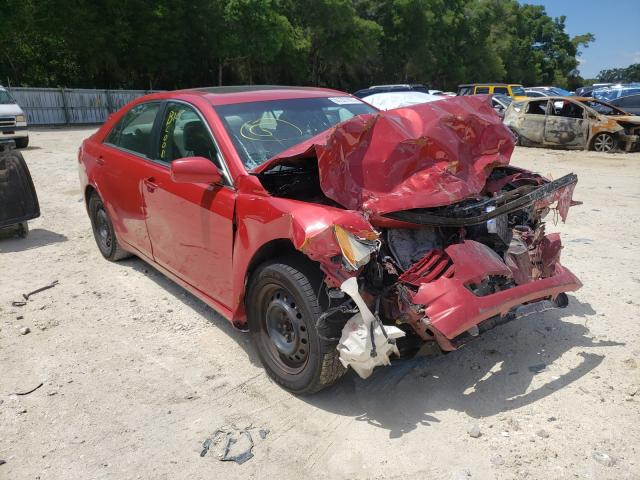Salvage 2009 TOYOTA CAMRY - Small image. Lot 41371411