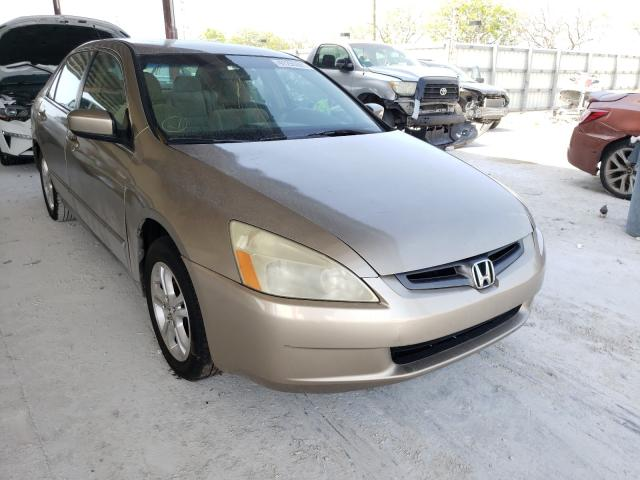 Salvage cars for sale from Copart Homestead, FL: 2005 Honda Accord LX