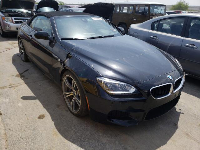 Salvage cars for sale from Copart Tulsa, OK: 2014 BMW M6