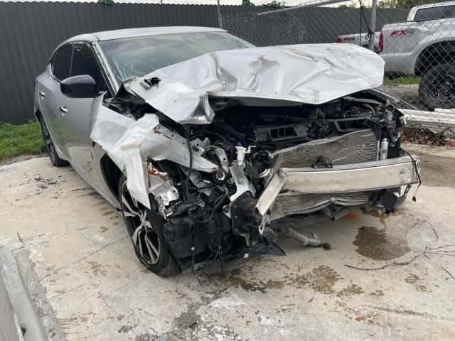 Salvage cars for sale from Copart Opa Locka, FL: 2016 Nissan Maxima 3.5