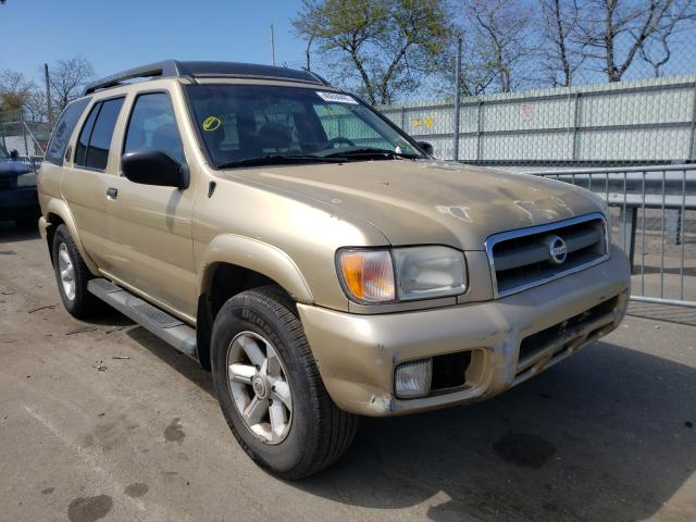 Salvage cars for sale from Copart Brookhaven, NY: 2004 Nissan Pathfinder