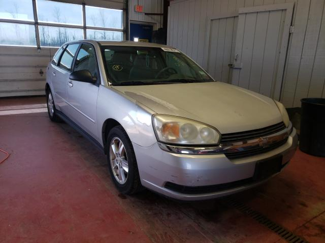 Salvage cars for sale from Copart Angola, NY: 2005 Chevrolet Malibu Max