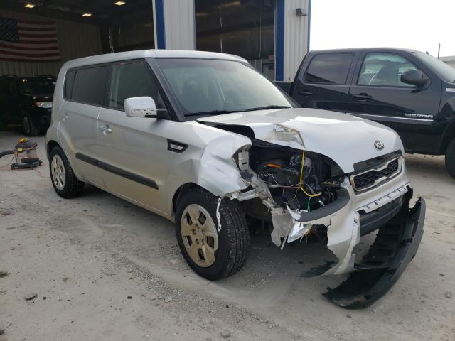 Salvage cars for sale from Copart Appleton, WI: 2013 KIA Soul