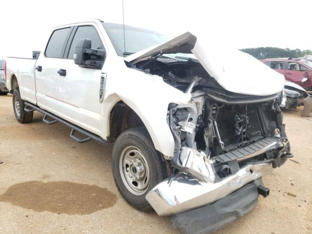 Vehiculos salvage en venta de Copart Longview, TX: 2020 Ford F250 Super