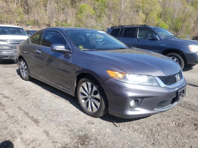Salvage cars for sale from Copart Marlboro, NY: 2014 Honda Accord EX