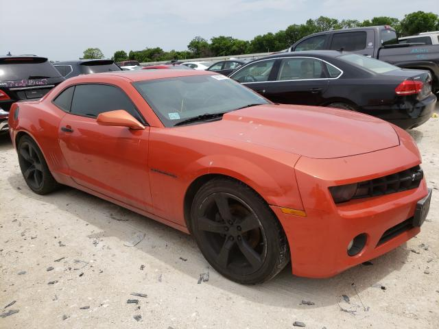 Salvage cars for sale from Copart New Braunfels, TX: 2011 Chevrolet Camaro LT