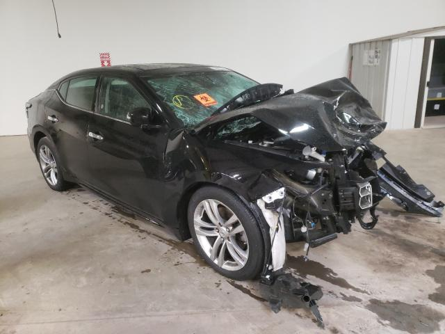 Salvage cars for sale at Chalfont, PA auction: 2019 Nissan Maxima S