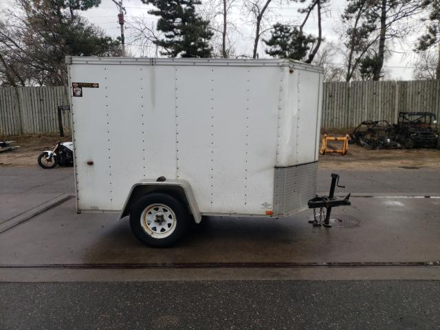 Interstate Cargo Trailer salvage cars for sale: 2010 Interstate Cargo Trailer