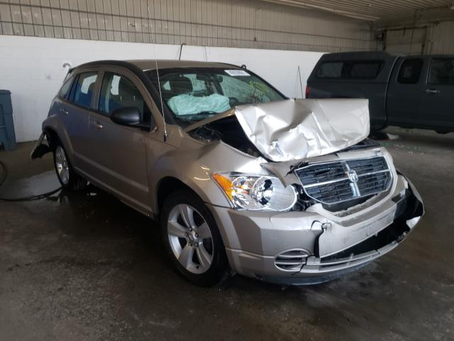 Salvage cars for sale at Candia, NH auction: 2010 Dodge Caliber SX