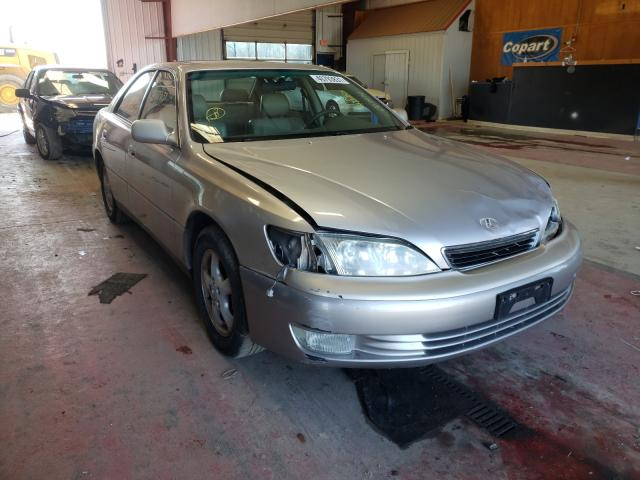 Salvage cars for sale from Copart Angola, NY: 1997 Lexus ES 300