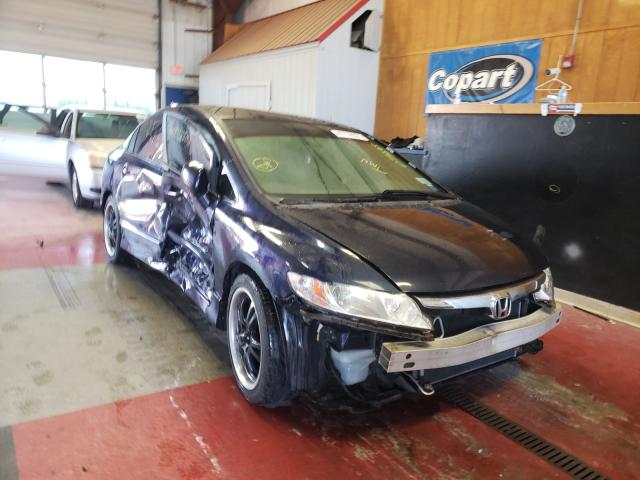 Salvage cars for sale from Copart Angola, NY: 2007 Honda Civic LX