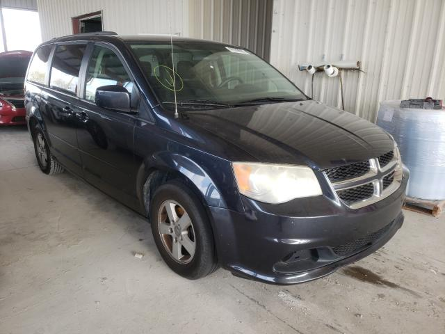 Salvage cars for sale from Copart Homestead, FL: 2013 Dodge Grand Caravan