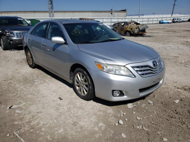 Salvage cars for sale from Copart Columbus, OH: 2010 Toyota Camry SE