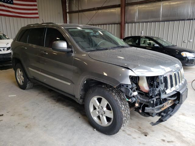 Salvage cars for sale from Copart Appleton, WI: 2012 Jeep Grand Cherokee