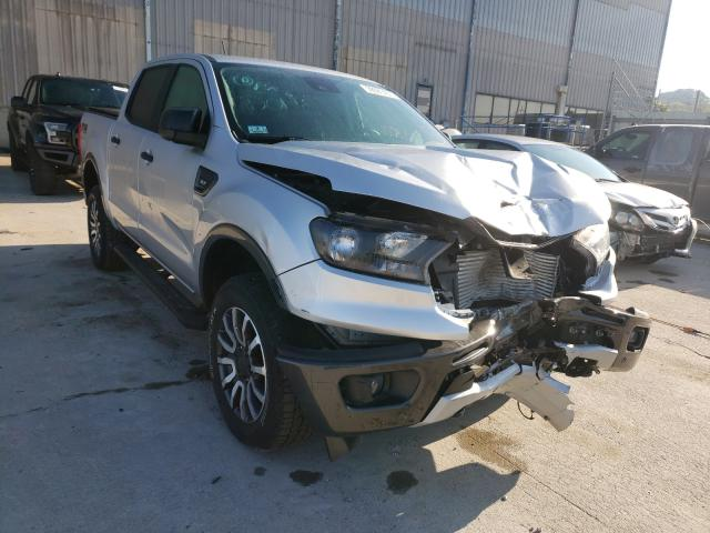 Salvage cars for sale from Copart Lawrenceburg, KY: 2019 Ford Ranger SUP