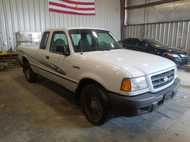 Salvage cars for sale from Copart Appleton, WI: 2001 Ford Ranger SUP