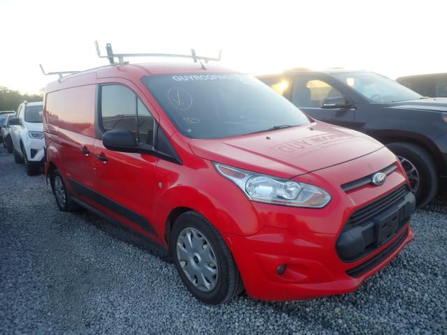 Salvage cars for sale from Copart Spartanburg, SC: 2016 Ford Transit CO