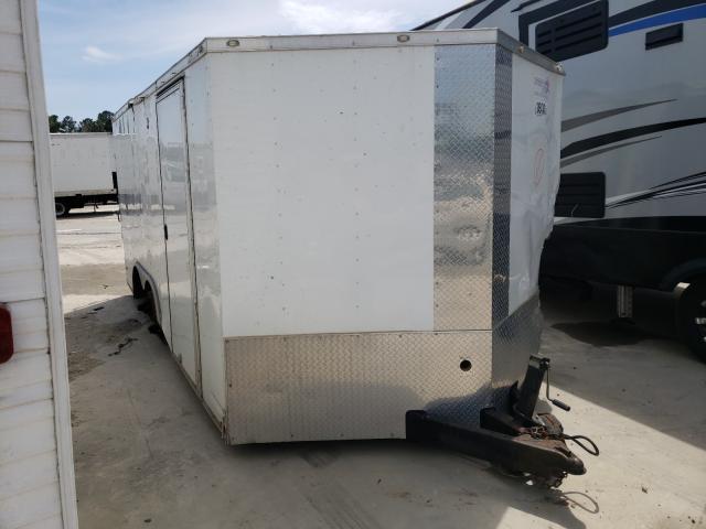Diamond Cargo salvage cars for sale: 2017 Diamond Cargo