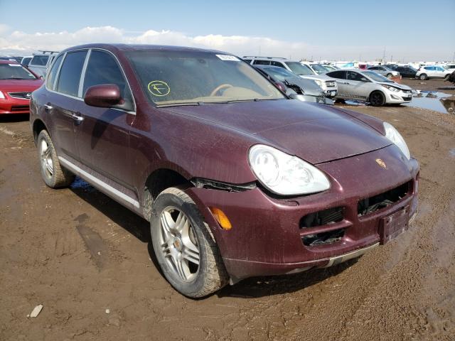 Porsche salvage cars for sale: 2006 Porsche Cayenne S