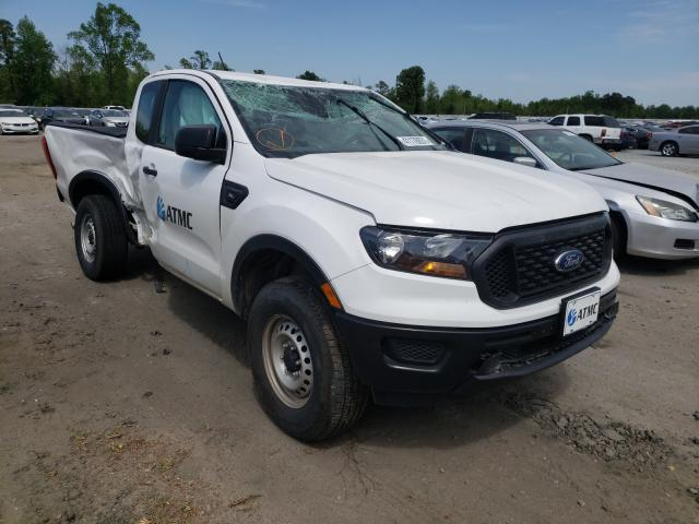 Ford Ranger SUP salvage cars for sale: 2020 Ford Ranger SUP