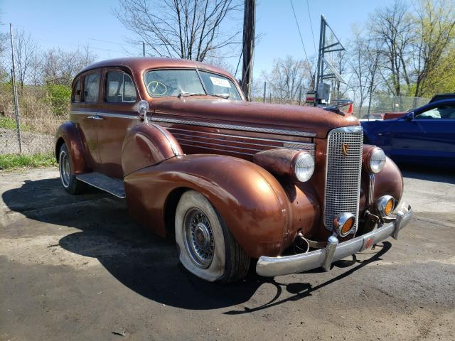 1938 Cadillac Lasalle for sale in Marlboro, NY