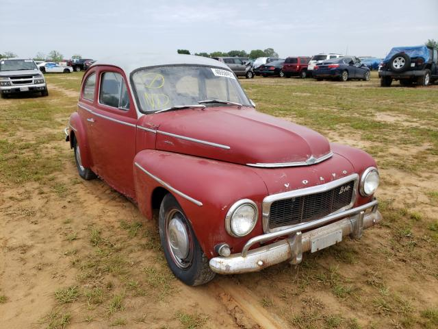 Salvage cars for sale from Copart Newton, AL: 1964 Volvo 544