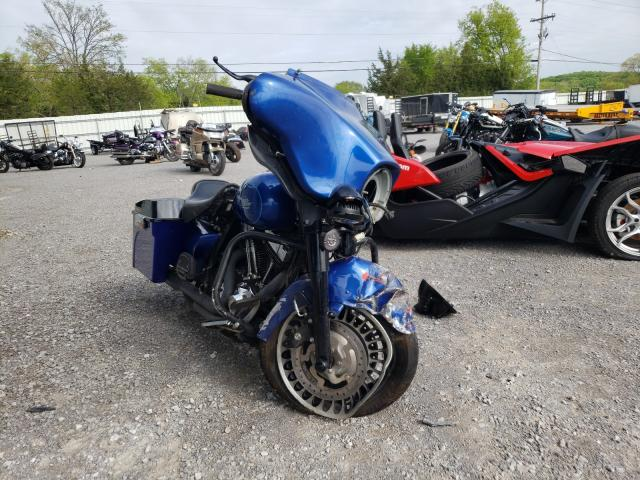 Salvage cars for sale from Copart Lebanon, TN: 2009 Harley-Davidson Flhtc