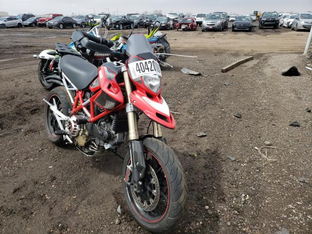 Ducati salvage cars for sale: 2008 Ducati Hypermotar